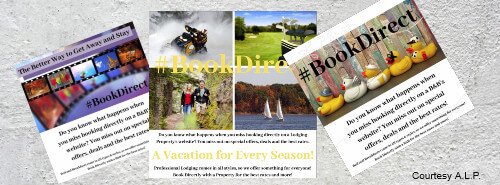 BookDirect image examples from ALP