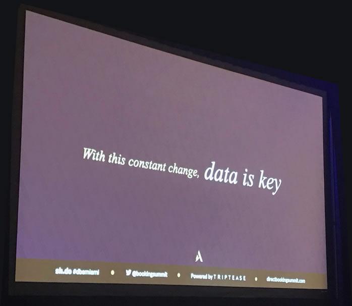Data is Key Screen shot
