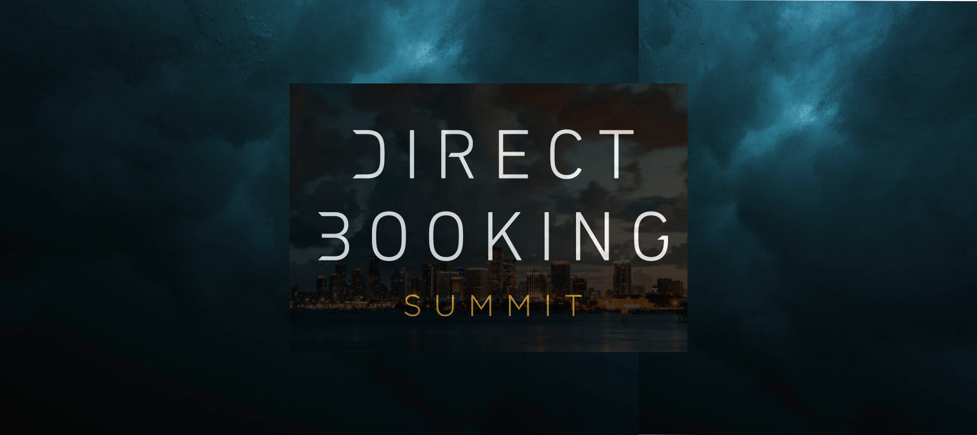Logo for Direct Booking Conference
